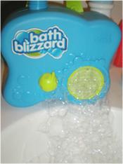 Kid Kleen Bath Blizzard Review
