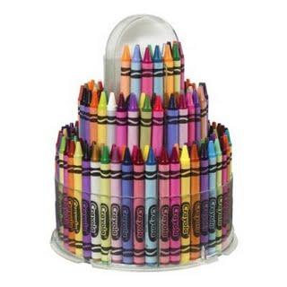 crayontower