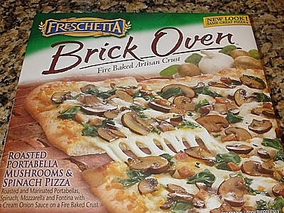 I Think What Sets Freschetta Apart From The Other Frozen Pizza