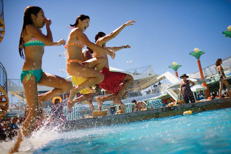 Exclusive Nickelodeon All Access Cruises On NCL - Nickelodeon cruise ships