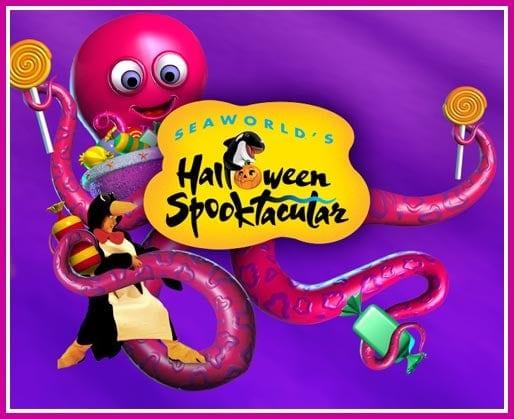 SeaWorld Orlando Halloween Spooktacular Comes to Life Select ...