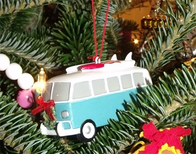My Favorite Christmas Ornaments