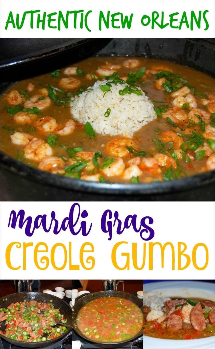creole gumbo recipe