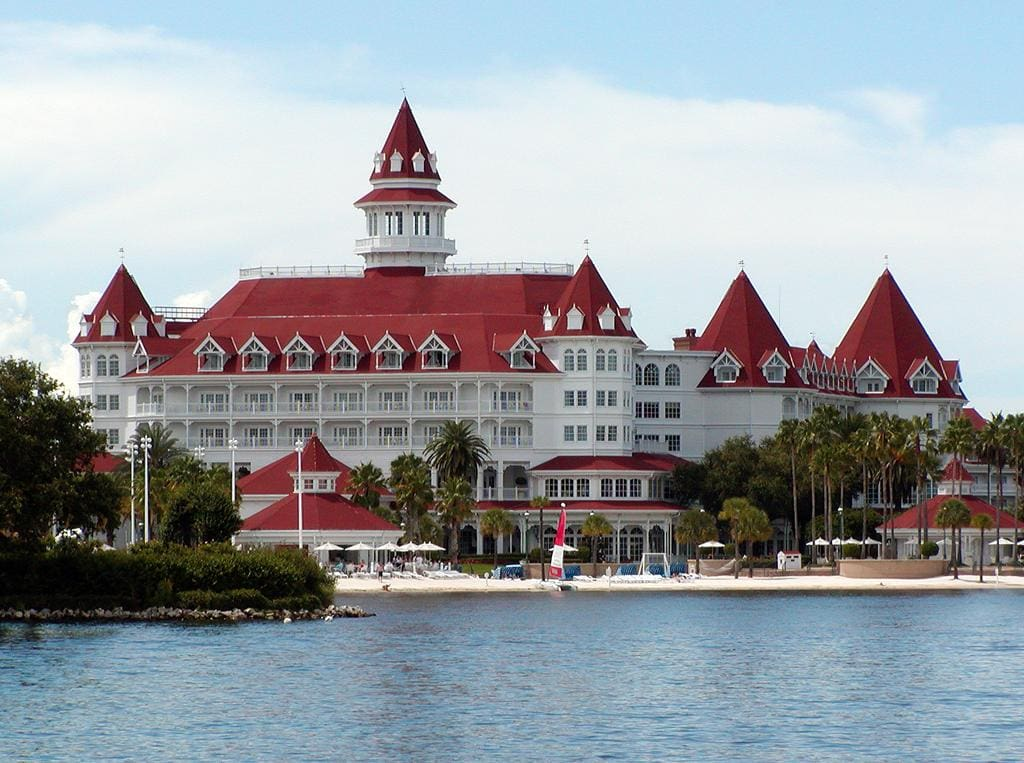 Disneyland Florida Resort Hotels