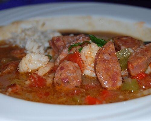 creole gumbo mardi gras