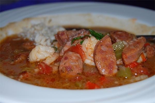 Mardi Gras Creole Gumbo Recipe