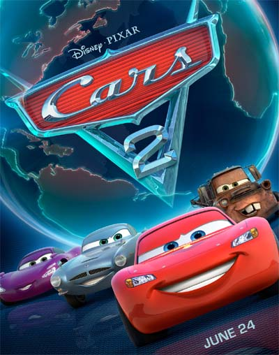 Cars 2 Trailer Debut & Full-Site Takeover on iTunes Movie ...