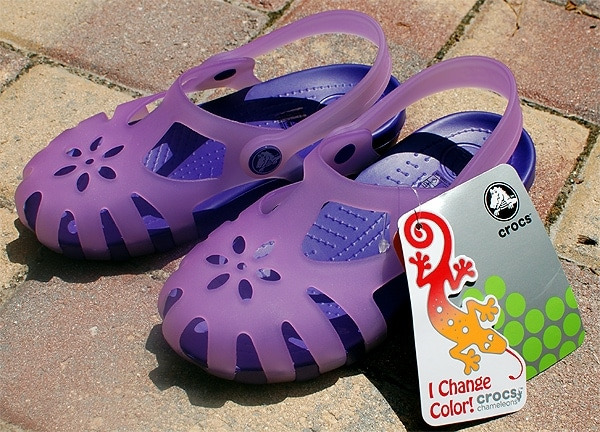Multiple Colors and Sizes New Crocs Kids Shirley