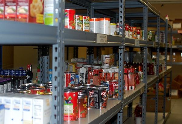Nearest Food Bank Drop Off
