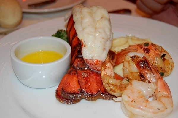 Carnival Dream Food Pictures