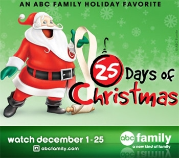 abc family 25 days of christmas program schedule - How The Grinch Stole Christmas Tv Schedule