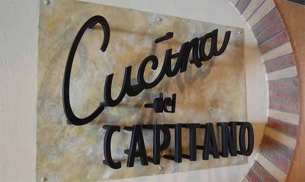 cucina del capitano