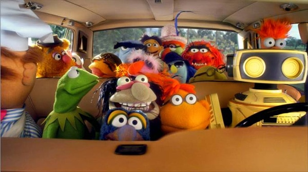 Road Trip Fun With The Muppets