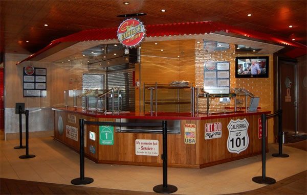 Guy's Burger Joint Carnival Liberty