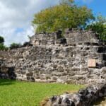 Cozumel, Mexico: San Gervasio Ruins and Beach Break