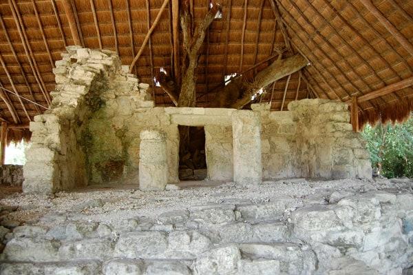 San Gervasio Ruins house