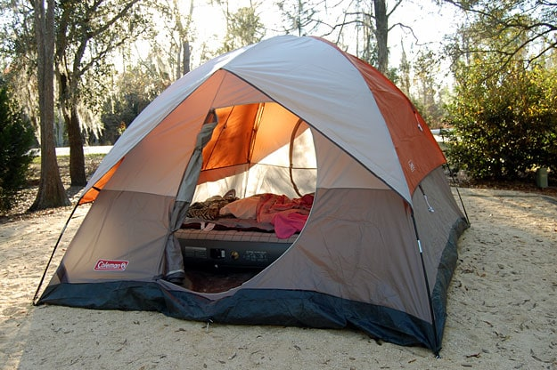 Save & Camping at Disneyu0027s Fort Wilderness