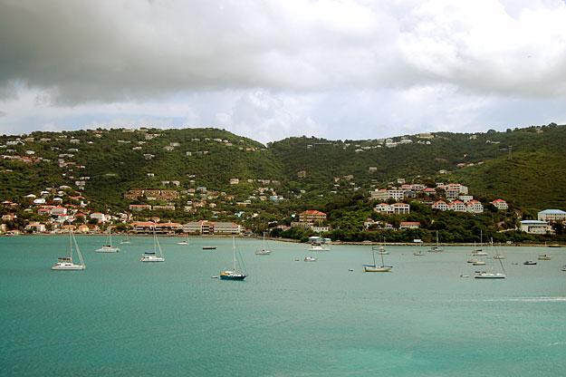 St Thomas Skyride To Paradise Point