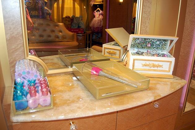 Disney Fantasy Bibbidi Bobbidi Boutique Photos Packages Amp Prices