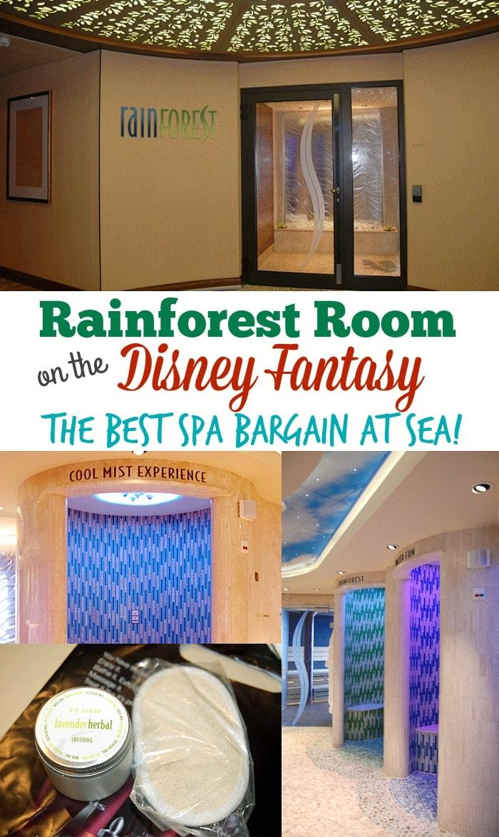 rainforest room disney fantasy