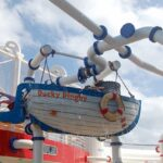 Disney Fantasy: AquaLab Splash Zone