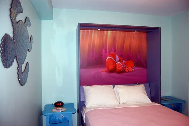 Disney s art of animation resort finding nemo family suites room