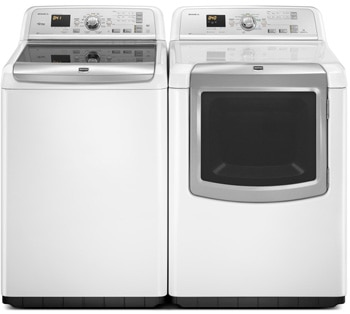 how to clean maytag bravos washer