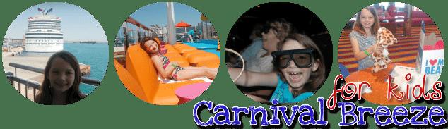 carnival breeze for kids