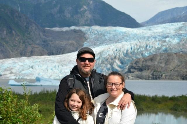 family cruise alaska