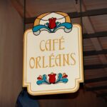 Disneyland Monte Cristo at Cafe Orleans + Recipe