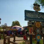 California Adventure: Cars Land in Pictures