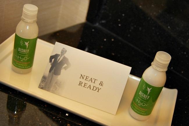 disneyland hotel shampoo