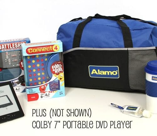 alamo giveaway