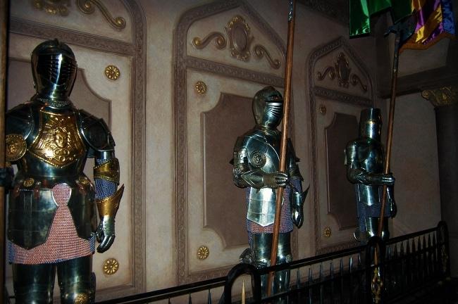 beasts castle armor