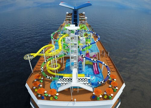carnival sunshine virtual tour