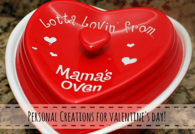 personal creations valentine's day