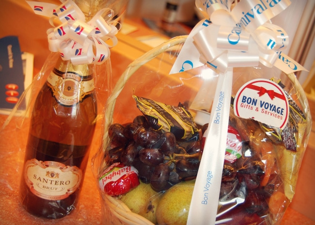 carnival cruise anniversary gifts