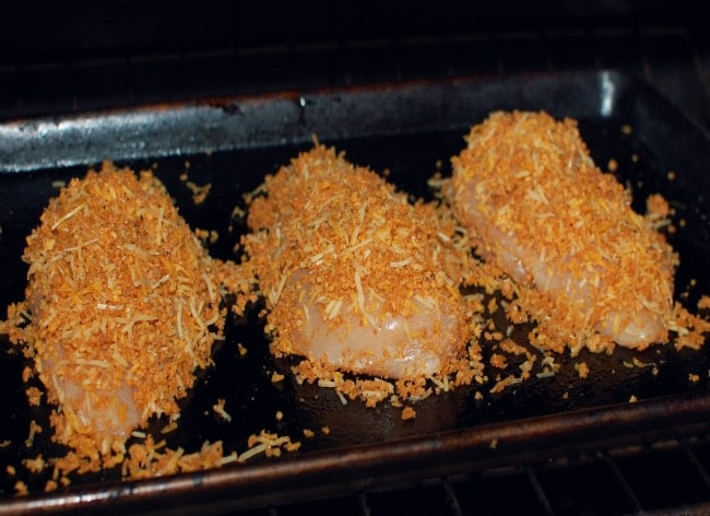 kraft fresh take breaded chicken