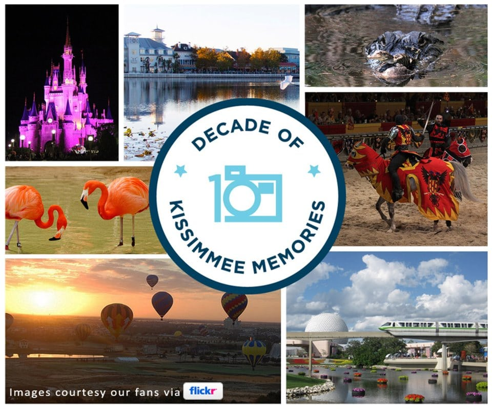 decade of kissimmee memories contest