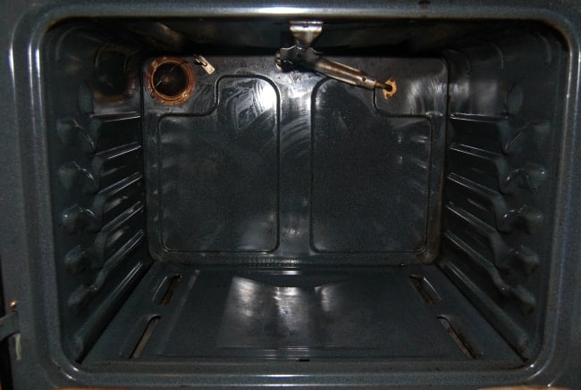 how to easily clean my oven
