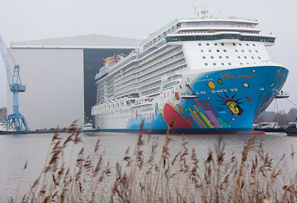 List Of New Cruise Ships Debuting In - Biggest cruise ships list