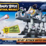 "Angry Birds Star Wars AT-AT Game: ""May the 4th Be With You!!"""