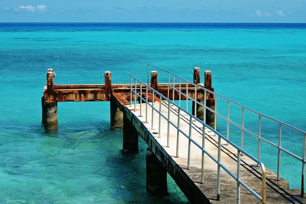 blue water bermuda
