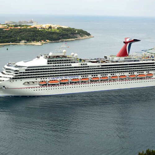 carnival sunshine revealed