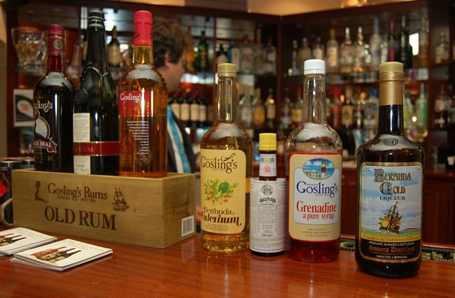 gosling's rum