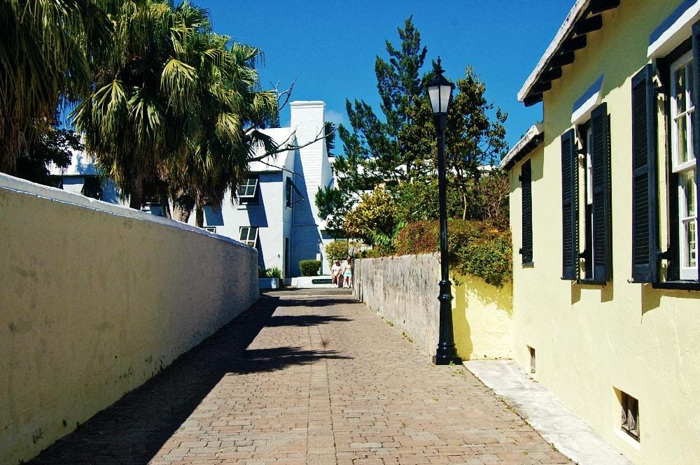 st george street bermuda