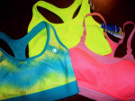The Show-Off & Double Dry Absolute Workout II Sports Bras from Champion {Review}