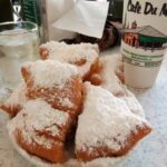 New Orleans Day 2 {Cafe Du Monde, Birthday Surprises, Mother's} #FollowYourNOLA