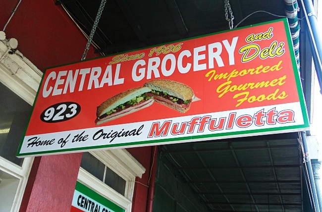 central grocery nola