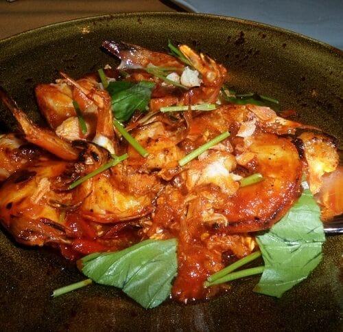 ji ji asian kitchen singapore shrimp